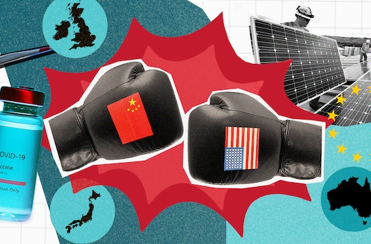 Top Risks 2021 Risk 4: US-China tensions broaden