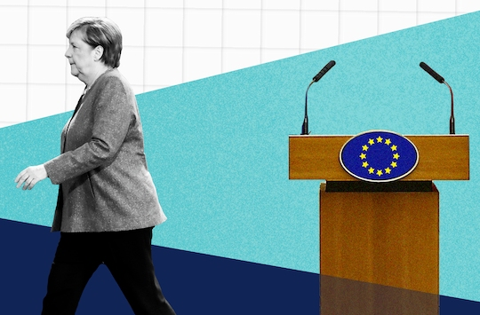 Top Risks 2021 Risk 9: Europe after Merkel