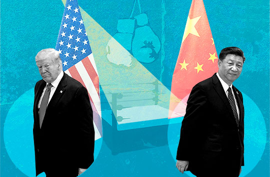 Top Risks 2020 #3: US/China