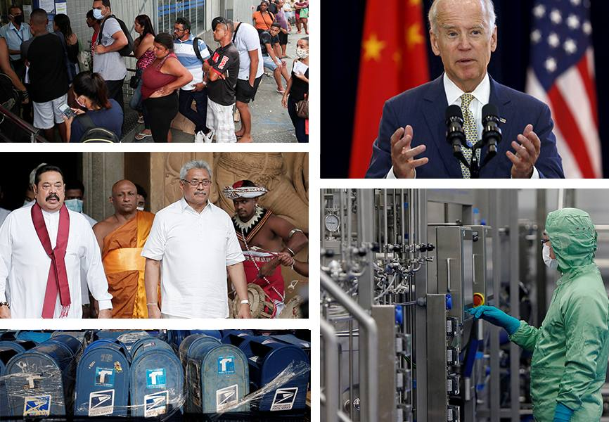 Eurasia Group's World in a Week summary of top stories for the week of 17 August 2020.