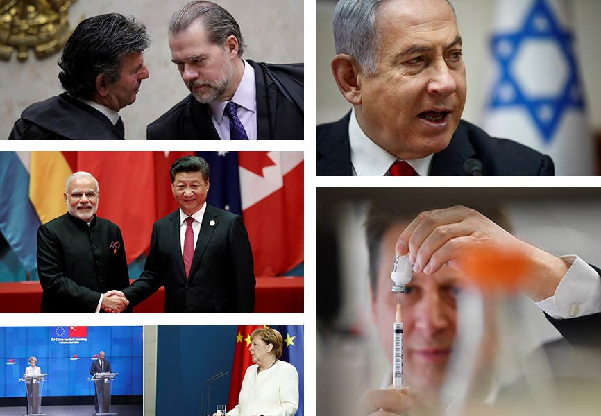 Eurasia Group's World in a Week summary of top stories for the week of 14 September 2020.