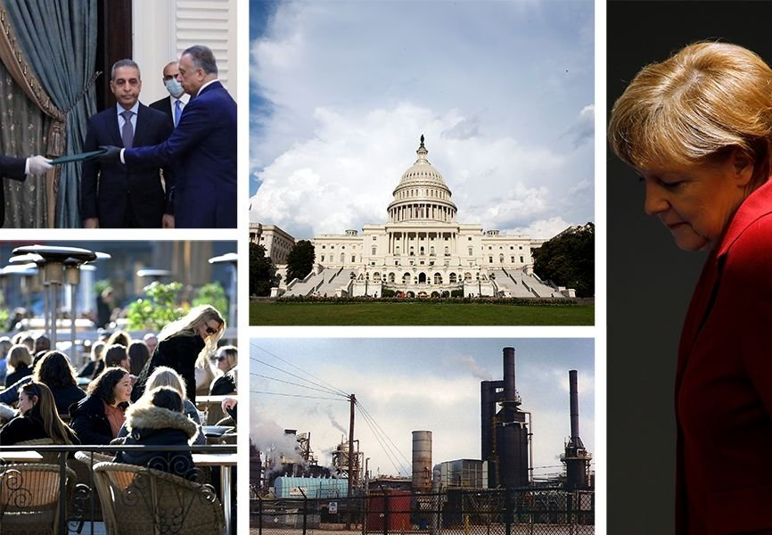 Eurasia Group's World in a Week summary of top stories for the week of 4 May 2020.