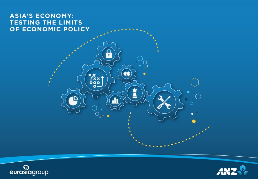 Asia's economy: testing the limits of economic policy report by Eurasia Group and ANZ